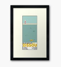 The Life Aquatic (With Steve Zissou) Framed Print