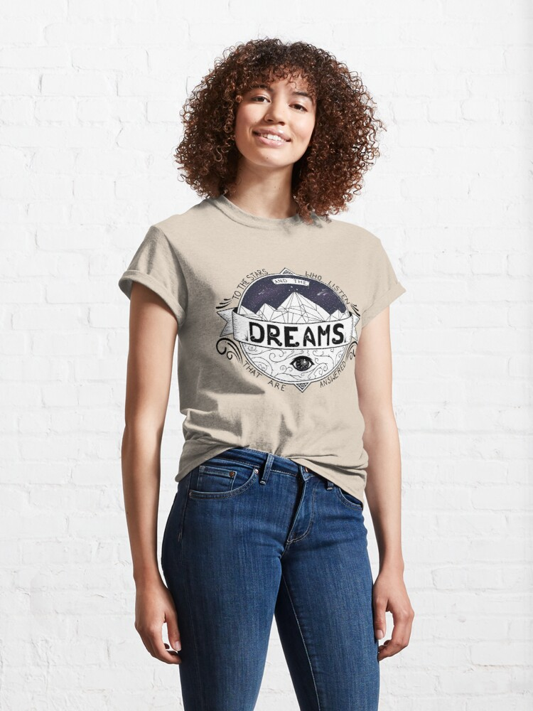 Alternate view of ACOMAF Inspired Classic T-Shirt