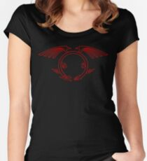 Draconian Seal Women's Fitted Scoop T-Shirt