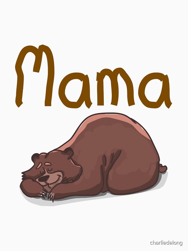 Mama Bear by charliedelong