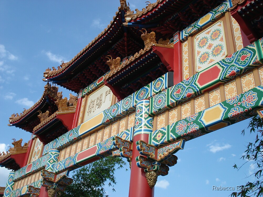 Chinese Design by Rebecca Borrego