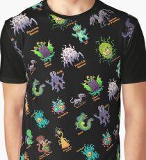 Cthulhu Mythos chibi cute kawaii bestiary Graphic T-Shirt