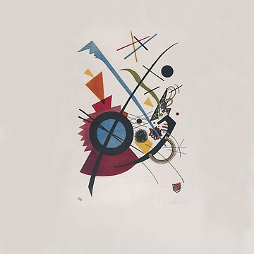 Violett by Vassily Kandinsky by TheCurators