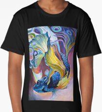 Rainbow Beta Long T-Shirt