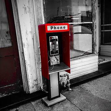 Joplin MO phone booth by AmeAki