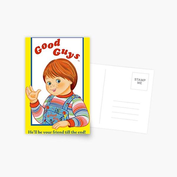 Child's Play - Good Guys - Chucky Postcard
