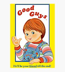 Child's Play - Good Guys - Chucky Photographic Print