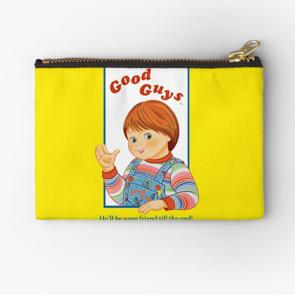 Child's Play - Good Guys - Chucky Zipper Pouch