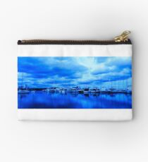 Boats at rest Studio Pouch