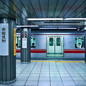 Tokyo Subway by Vertigo