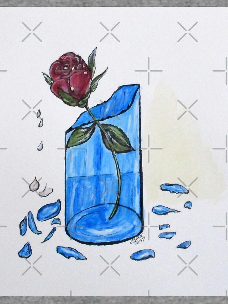 Broken Promise Rose by cjkell