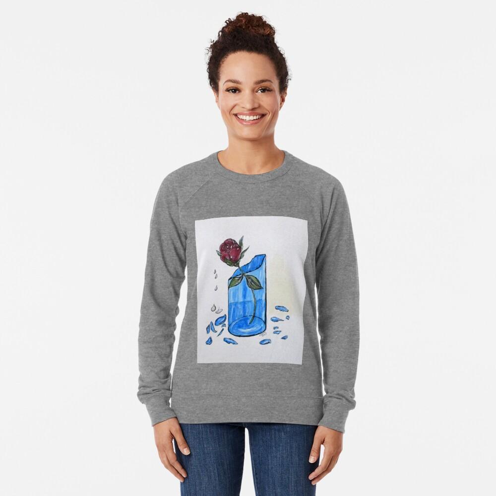 Broken Promise Rose Lightweight Sweatshirt