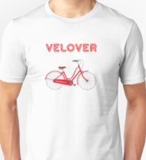 VeLover – Cruiser – June 12th – 200th Birthday of the Bicycle T-Shirt