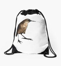tweet Drawstring Bag