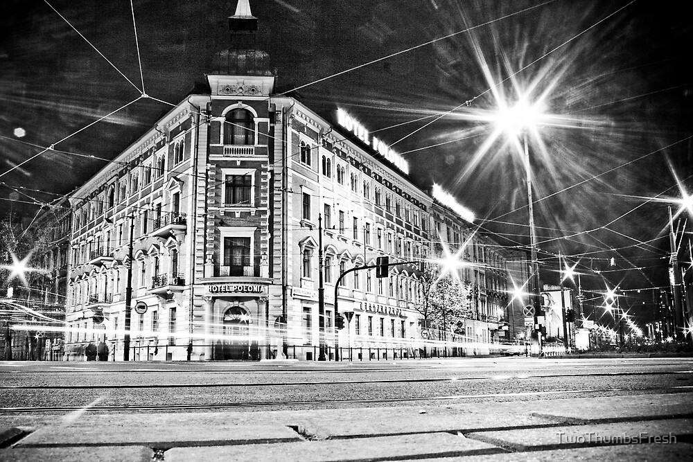Krakow - Polonia I by TwoThumbsFresh