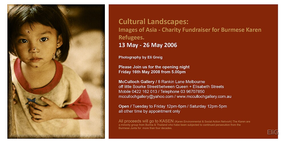 Charity Photography Exhibition  by EliG