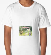 The Foursome Golfer Long T-Shirt