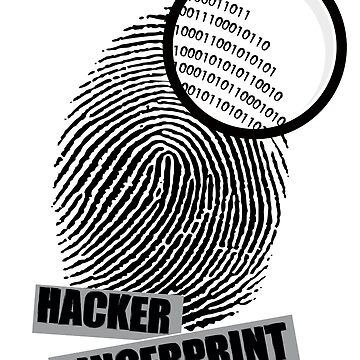 Hacker fingerprint by eltronco