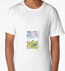 The Equality Golfer Long T-Shirt