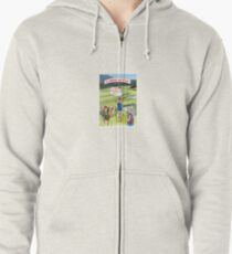 Holding up PLay Zipped Hoodie