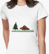 Porcupine and Lunch T-Shirt