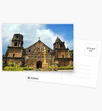 Miag-ao Church Postcards