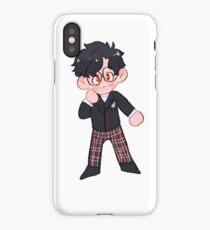 Akira Kurusu PERSONA 5 protagonist  iPhone Case