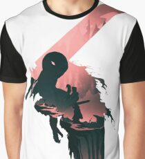 causality (blackandred version) Graphic T-Shirt