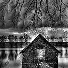 The Hut by Dave Warren