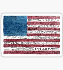 American Truths: Revisiting the Fourth of July Sticker