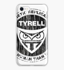 Tyrell Co. Official Shirt iPhone Case/Skin