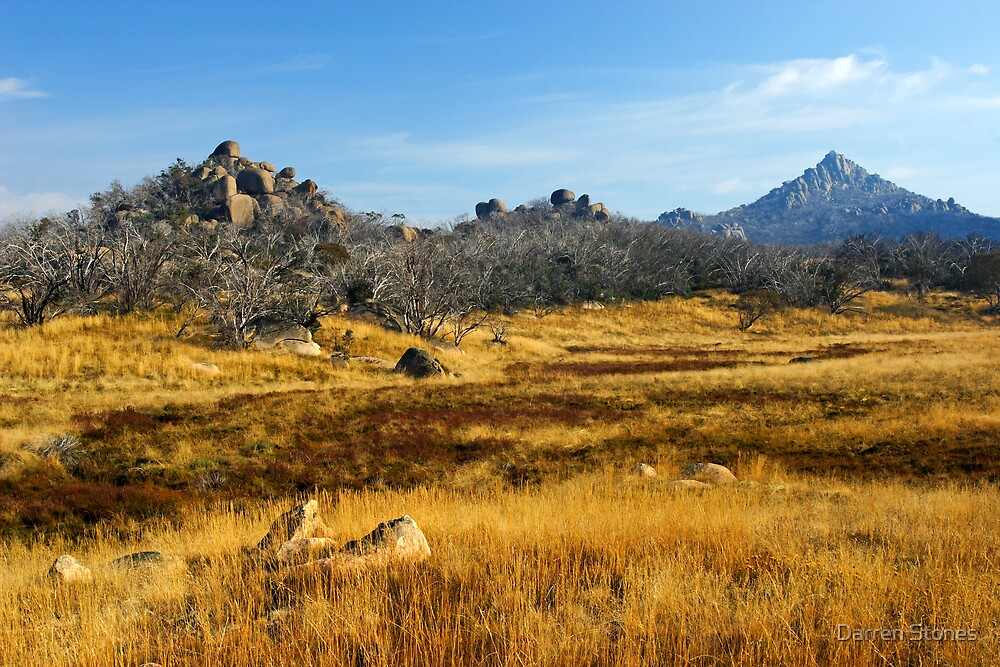 Mount Buffalo by Darren Stones