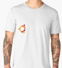 Linux Ubuntu Merchandise Men's Premium T-Shirt