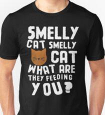 Friends SMELLY CAT Unisex T-Shirt