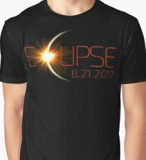 Solar Eclipse, Total Eclipse, Eclipse August 2017  Graphic T-Shirt