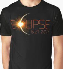 Solar Eclipse, Total Eclipse, Eclipse August 2017  Graphic T-Shirt