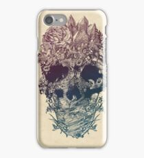 Skull Floral iPhone Case/Skin
