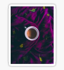 Tea lover Sticker