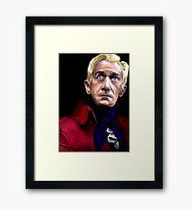 Classic Actors - Vincent Price Framed Print