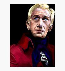 Classic Actors - Vincent Price Photographic Print