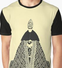 Pope Graphic T-Shirt