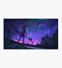 Star Guardians Photographic Print