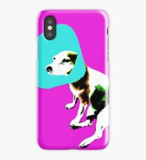 Buster: The Cone of Shame iPhone Case/Skin