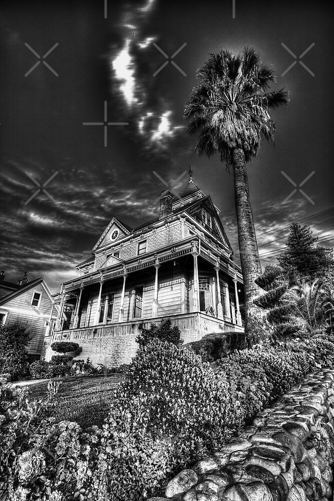 Haunted House by Ben Pacificar