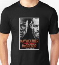 floyd mayweather vs conor mcgregor T-Shirt