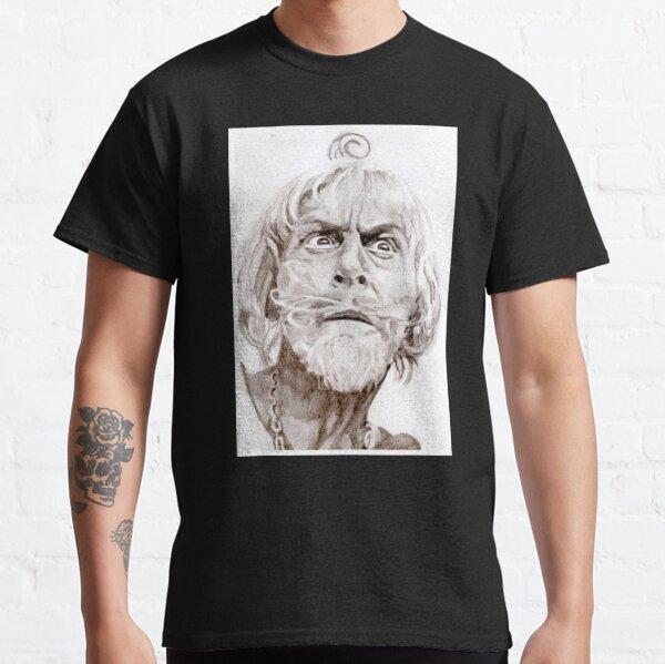 Catweazle listening Classic T-Shirt