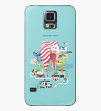 Your sweet tooth Case/Skin for Samsung Galaxy