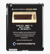 Commodore 64 Retro Computer iPad Case/Skin