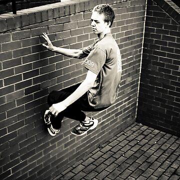 Walking on Walls by occxlr8ed