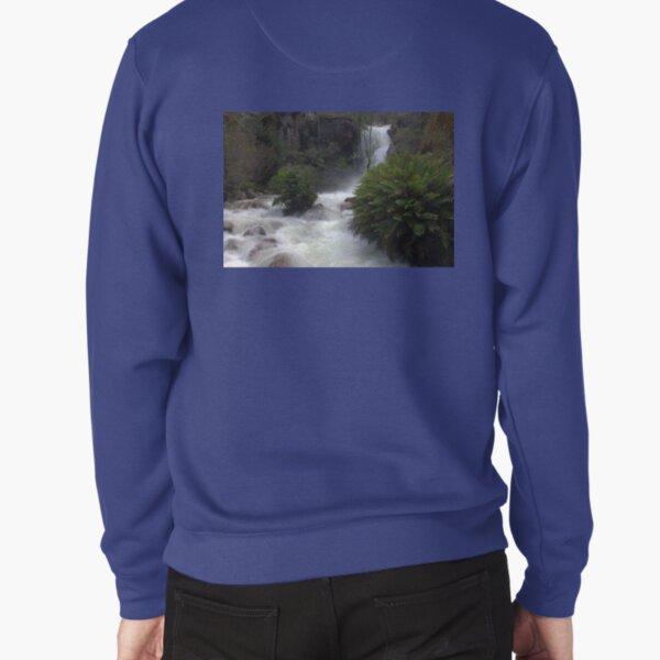 Ladies Bath Falls, Eurobin Creek Pullover Sweatshirt